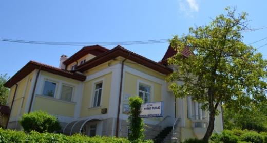 Sediu birou notarial Veronica Constantinescu
